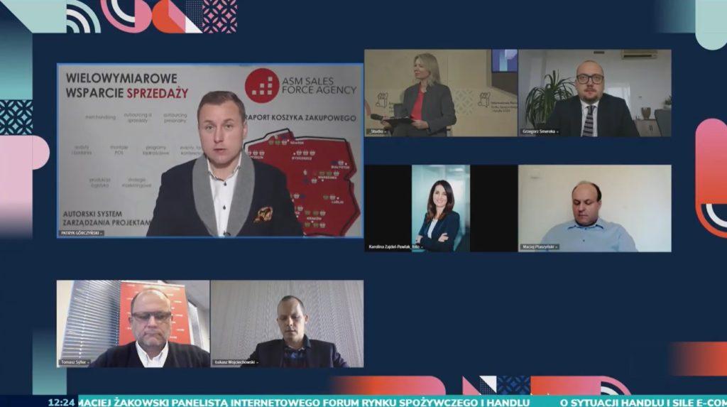 Forum Rynku Spożywczego i Handlu 2020 - konferencja online
