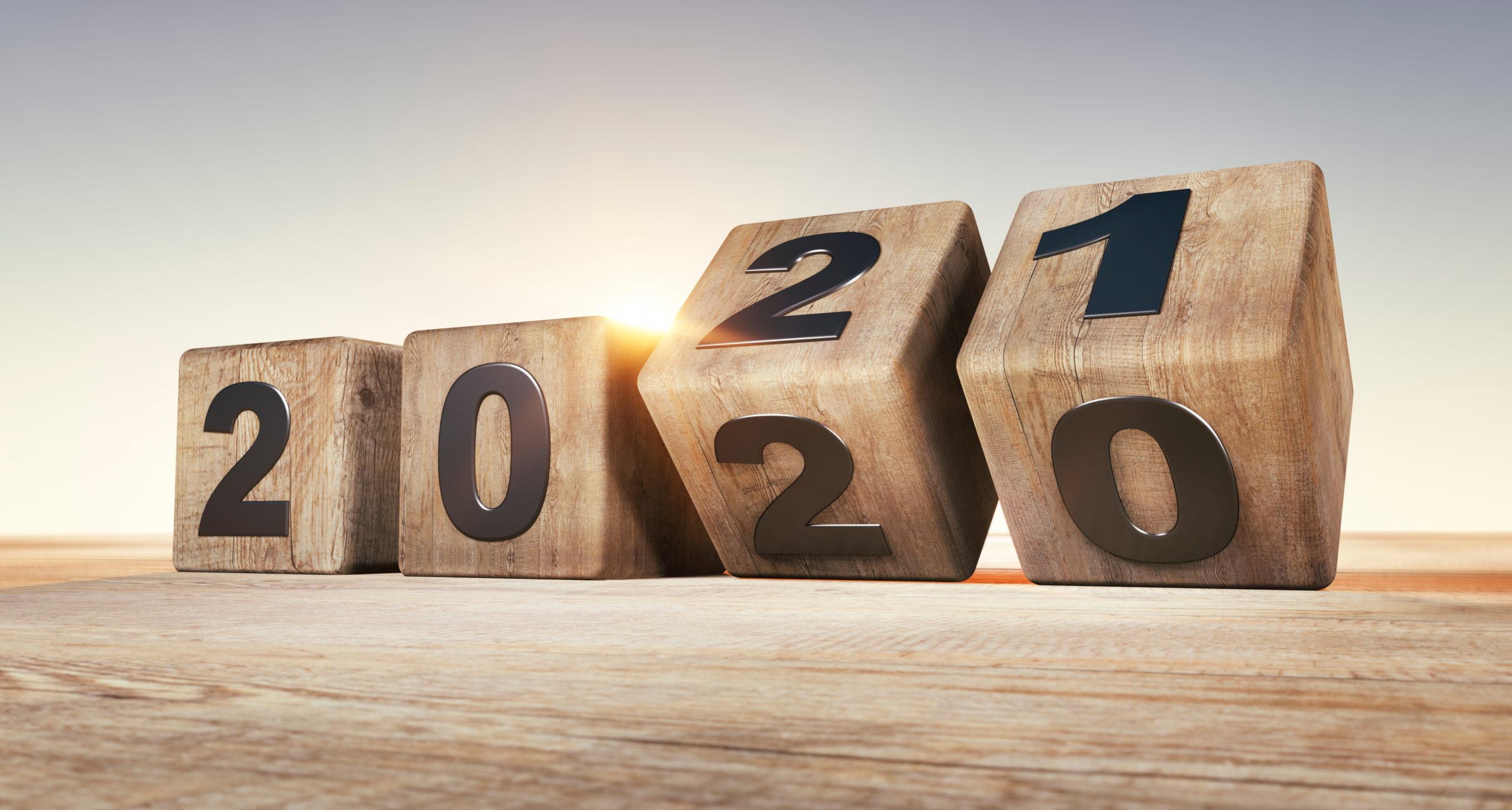 Podsumowanie roku 2020 w handlu