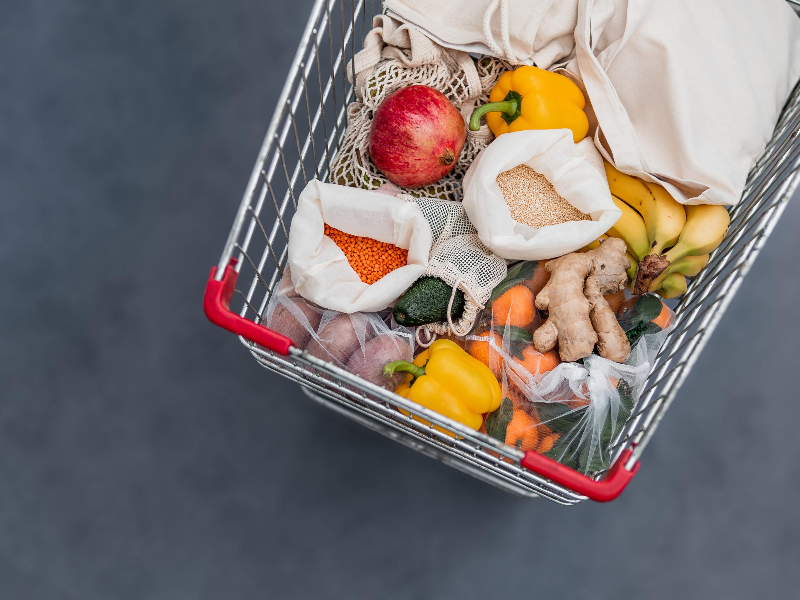 Trendy żywieniowe 2021 - co będą kupować konsumenci?